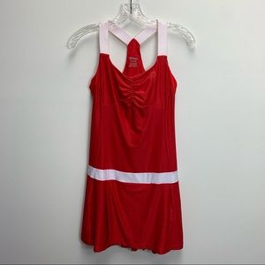 AWESOME WILSON RACER BACK TENNIS DRESS SIZE XS